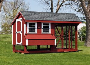 6x12 chicken coop for sale