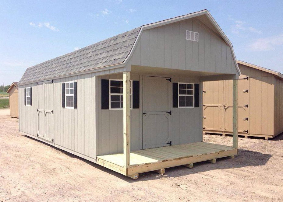 sheds with porches for sale in le mars iowa