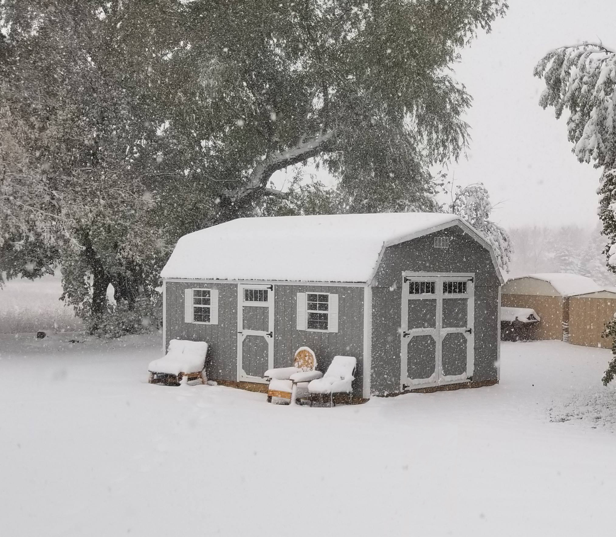 how to winterize a shed northland sheds