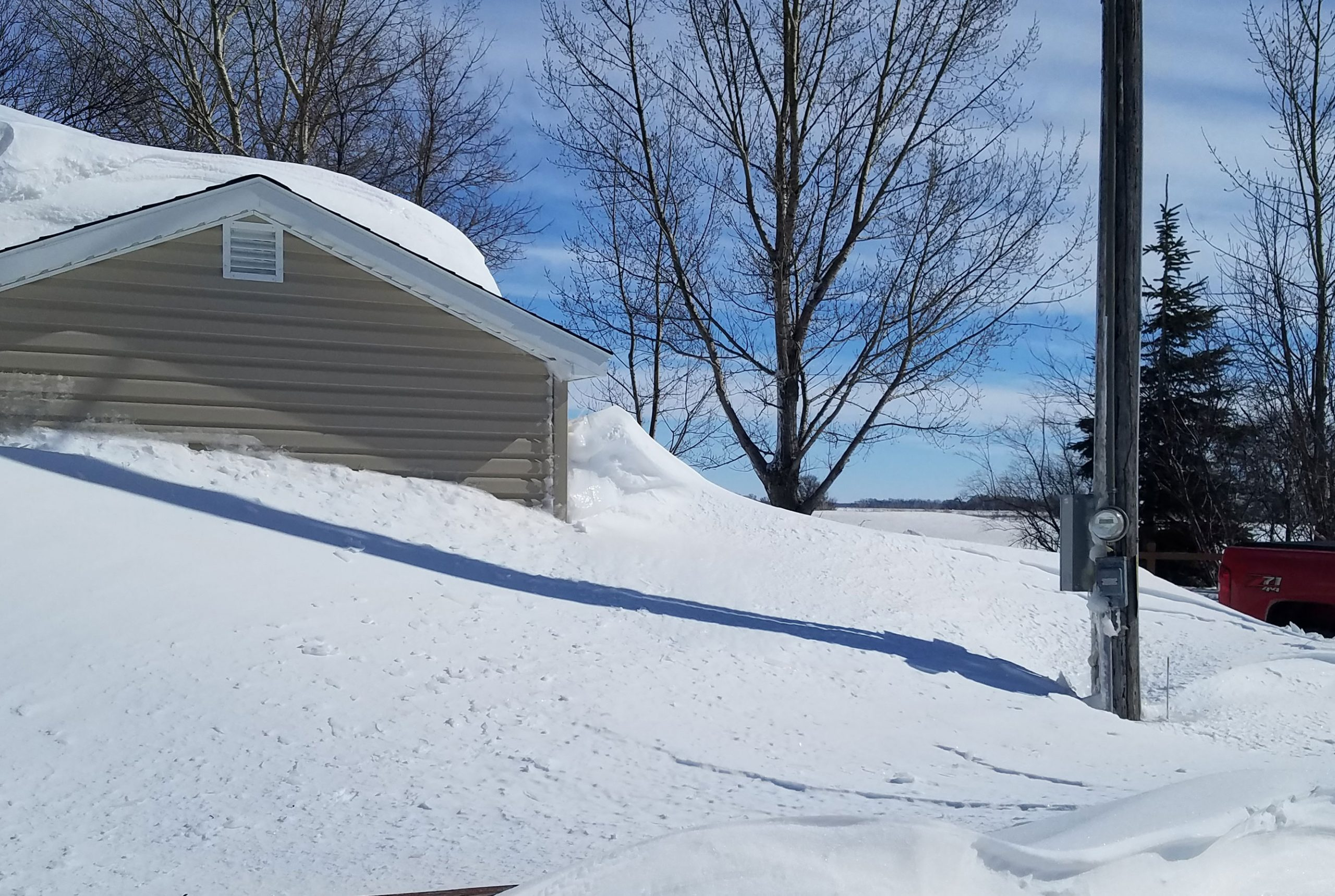 how to winterize a storage building