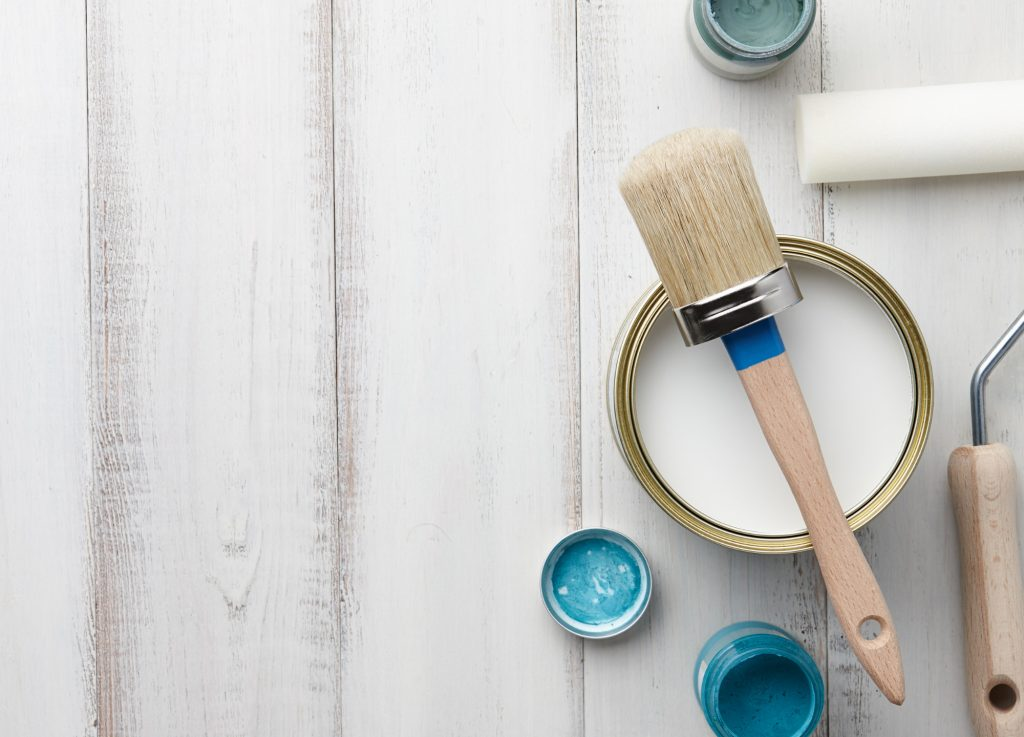 paint your home office shed in iowa