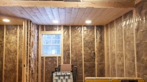 portable cabin finish kitchen ceiling minnesota