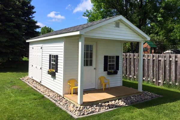Review of best sheds in nd