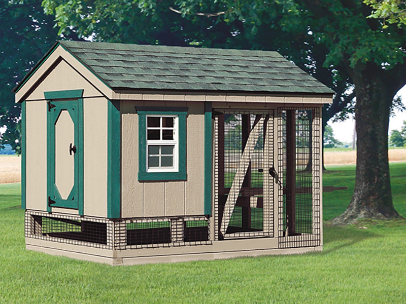 A frame chicken coop for sale in north dakota 2