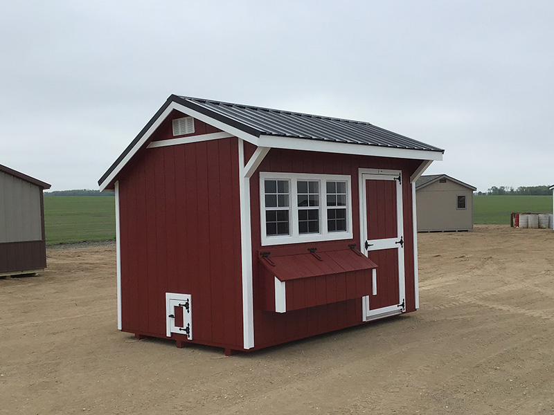 Quaker chicken coop for sale in north dakota