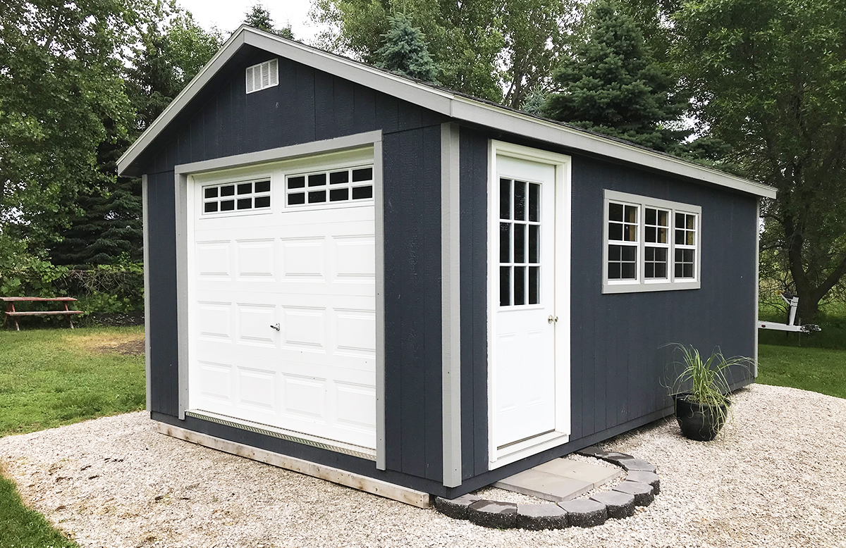 Prefab Garages Quality Garage Sheds For Sale In Nd Mn Sd And Ia