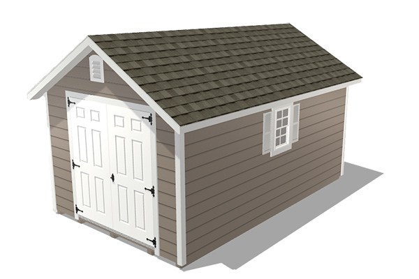Custom storage sheds for sale near me