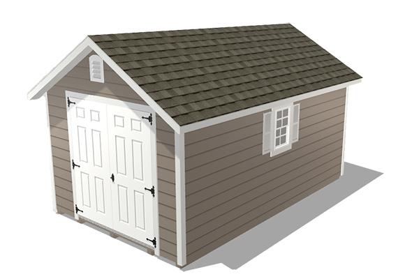 Custom storage sheds for sale near me
