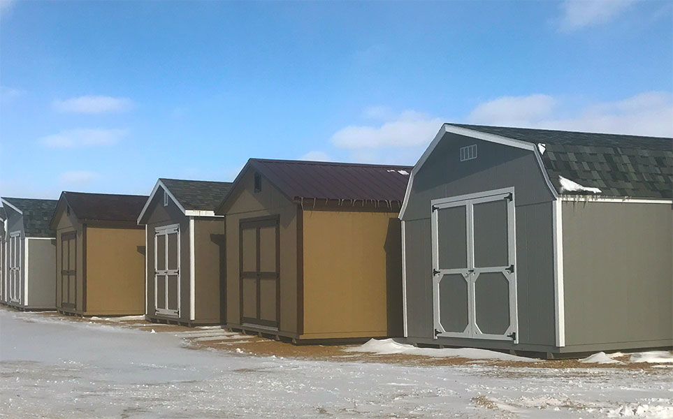 Outdoor storage sheds for sale in north dakota