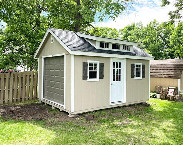 Storage building for sale garage