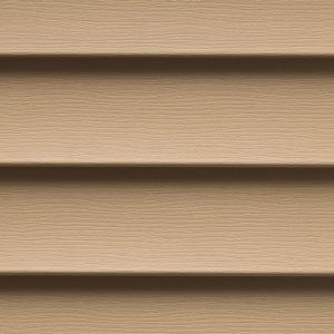 2020 vinyl shed color buckskin