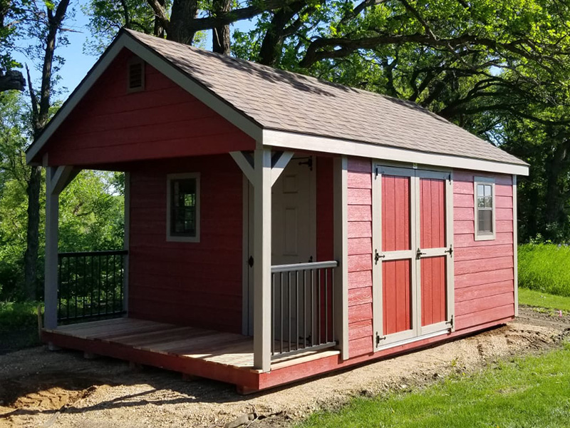 Sheds with porches for sale in north dakota