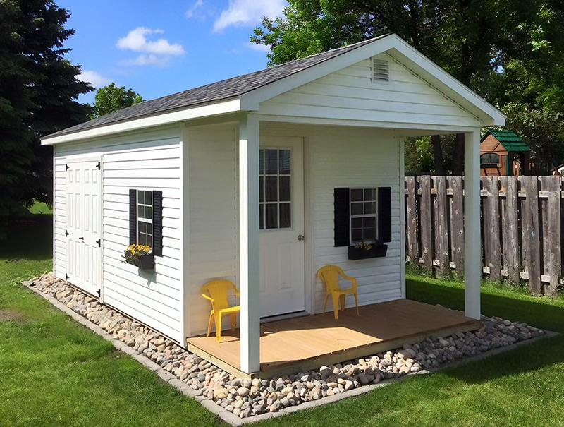 Pod cabin shed idea northland