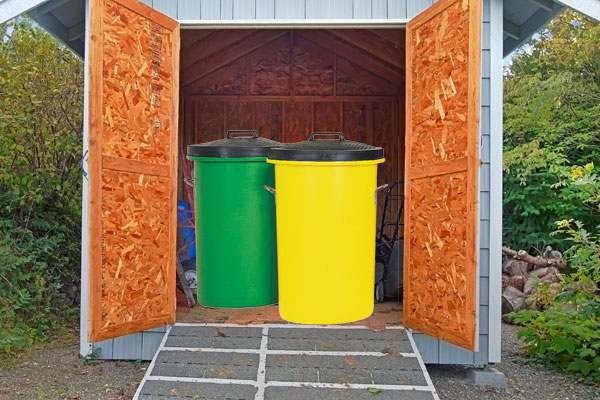 Buy garden tool shed