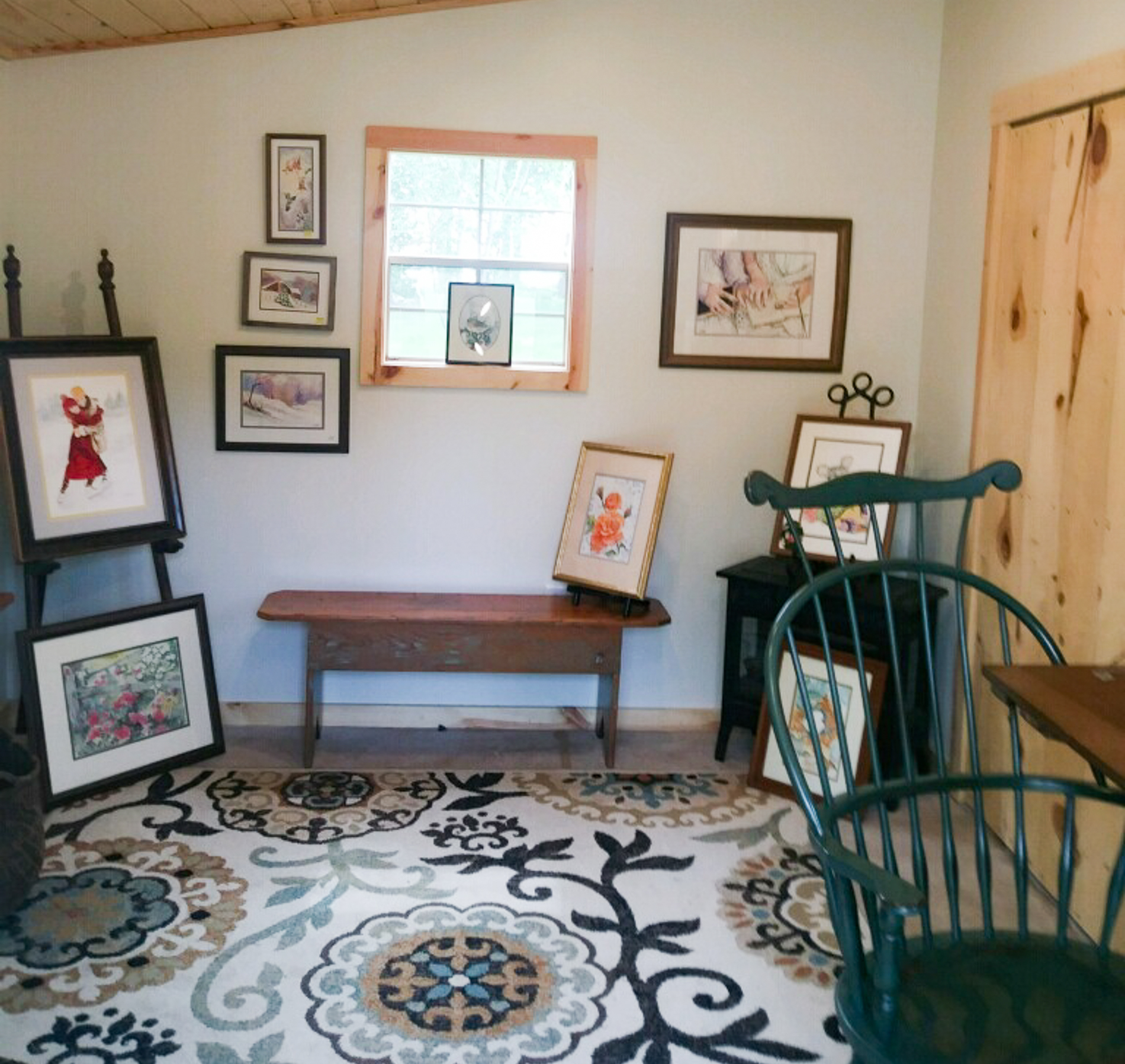 Art studio shed customer usage 2