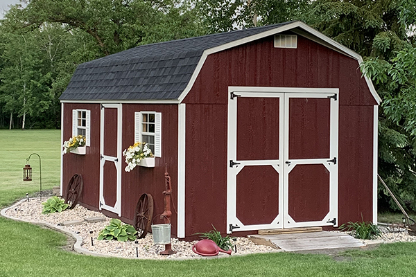 High barn office sheds