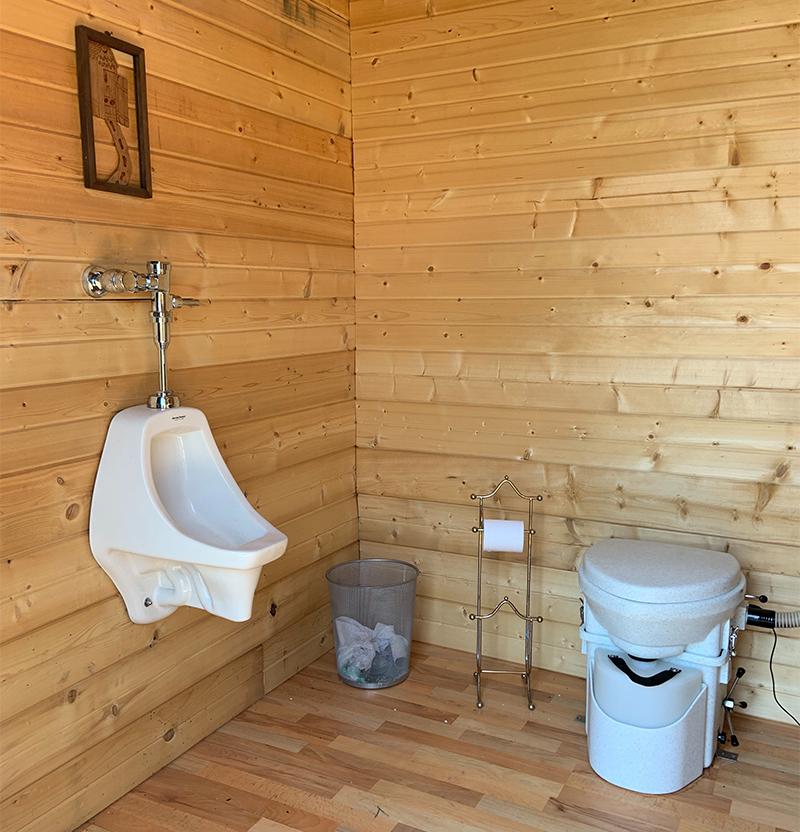 Outhouse shed idea