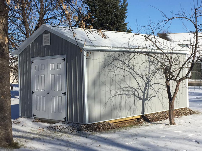 Classic backyard sheds for sale