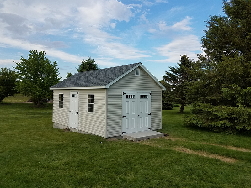 Classic garden sheds for sale