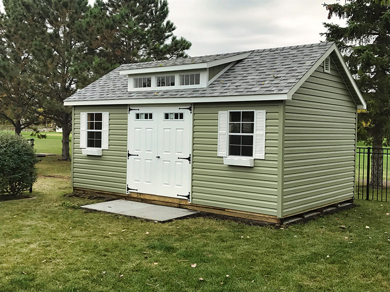 Classic sheds for sale near me