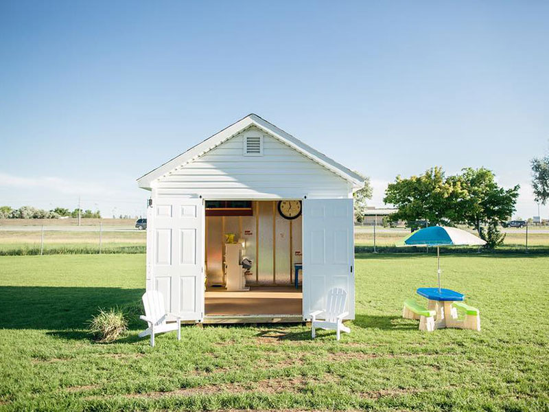 Outdoor classic sheds for sale