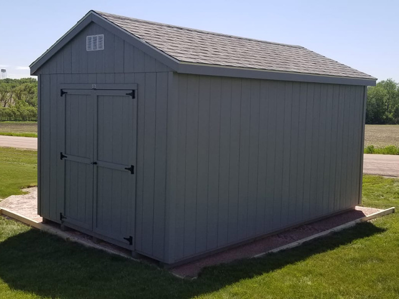 Wood storage sheds for sale in north dakota