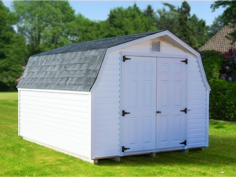 Vinyl low barn sheds for sale in north dakota