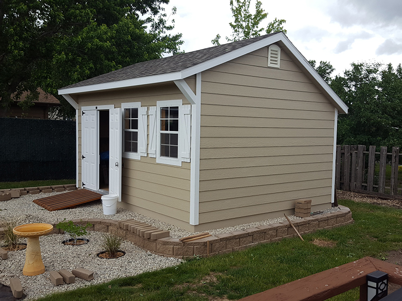 Quaker shed for sale in nd