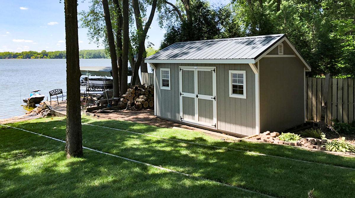 Buy quality quaker sheds in north dakota