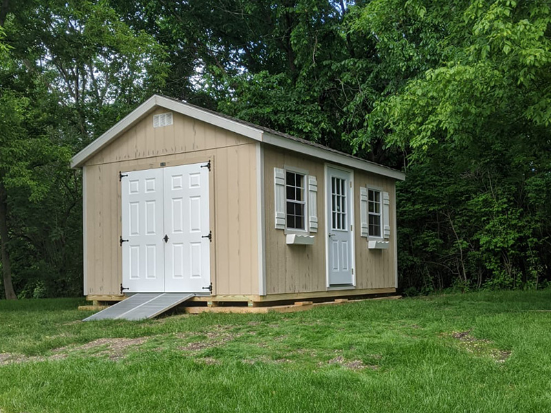 12x16 outdoor storage sheds in minnesota