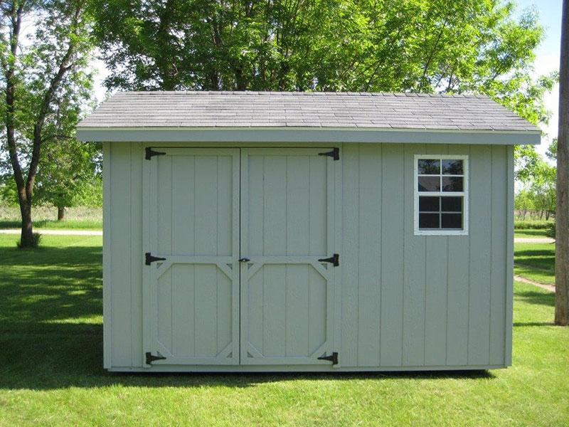 Custom outdoor storage sheds for sale near me