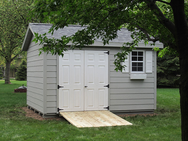 Outdoor storage sheds by northland sheds