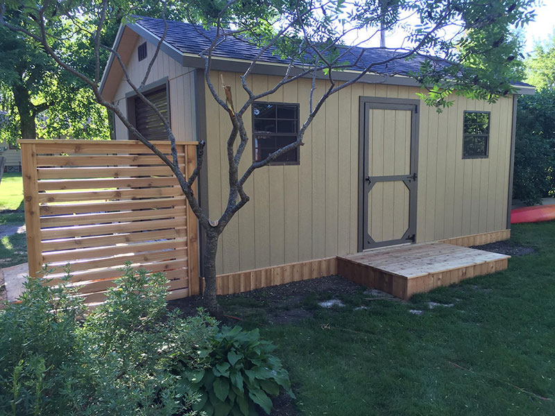 Outdoor storage sheds for sale in minnesota