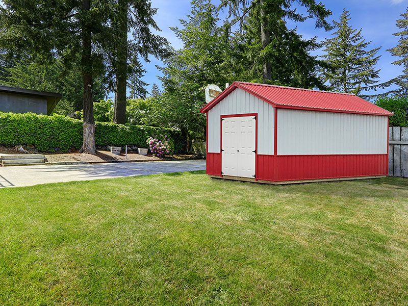 Outdoor storage sheds for sale near me