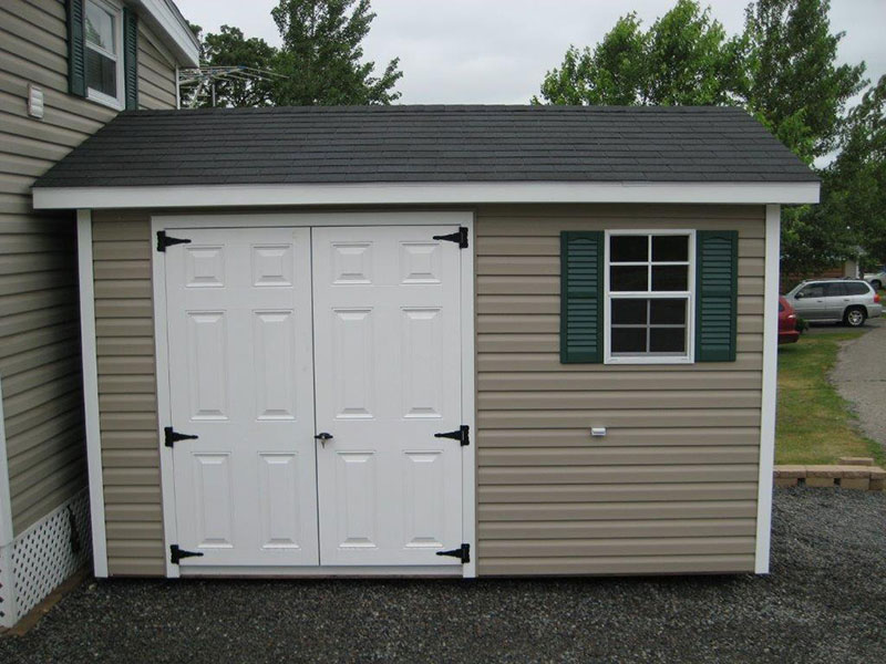 Outdoor storage sheds near me