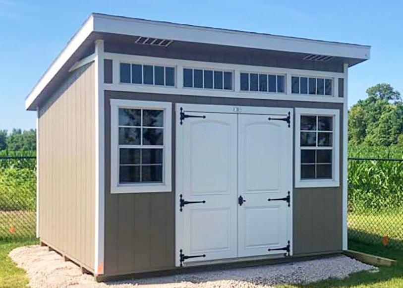 custom studio shed for sale in dickinson north dakota