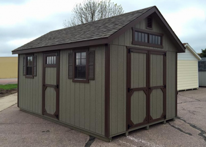 deluxe classic sheds for sale in dickinson north dakota 1