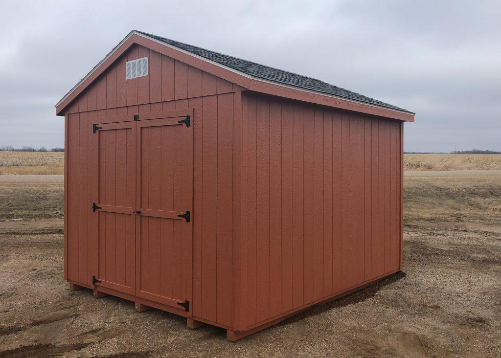 economy ranch wood storage sheds for sale dickinson north dakota 1