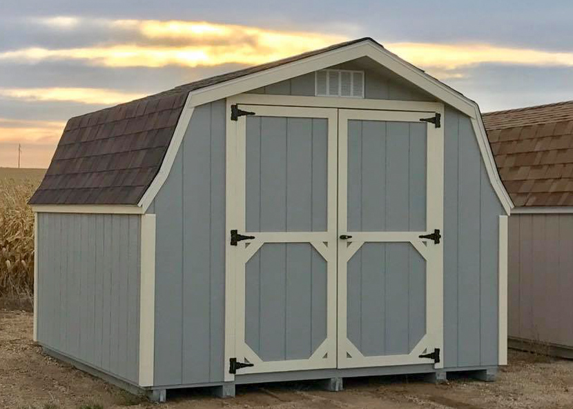 low barn sheds for sale in 58601